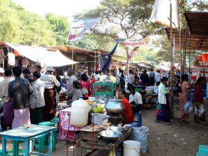 marche festival de bagan