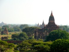 temple vallee de bagan