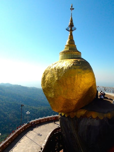 rocher d or myanmar