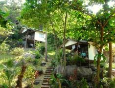 bungalow piloti koh tao thailande