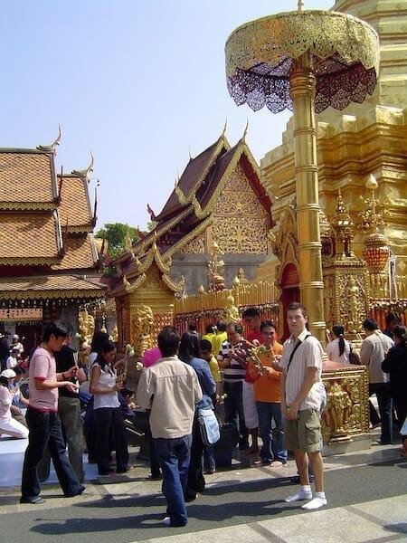 alex thailande premier voyage sac a dos