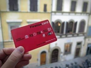 acheter firenze card avis