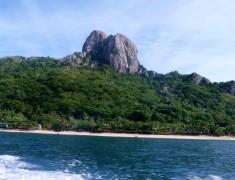 morgane en bateau ax fidji