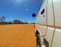 van road trip australie kalbarri