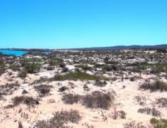 exmouth cap range panorama