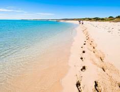 Broome plage australie