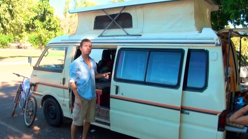 acheter un van en australie vizeo