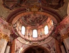eglise baroque st nicolas prague