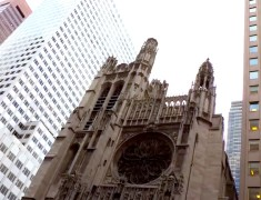 eglise new york