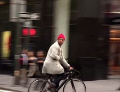 new yorkais a velo vacances a nyc