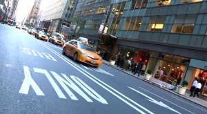 taxi visite de nyc