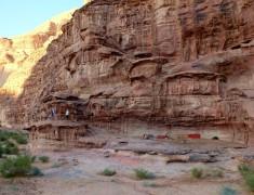 spot nuit wadi tum