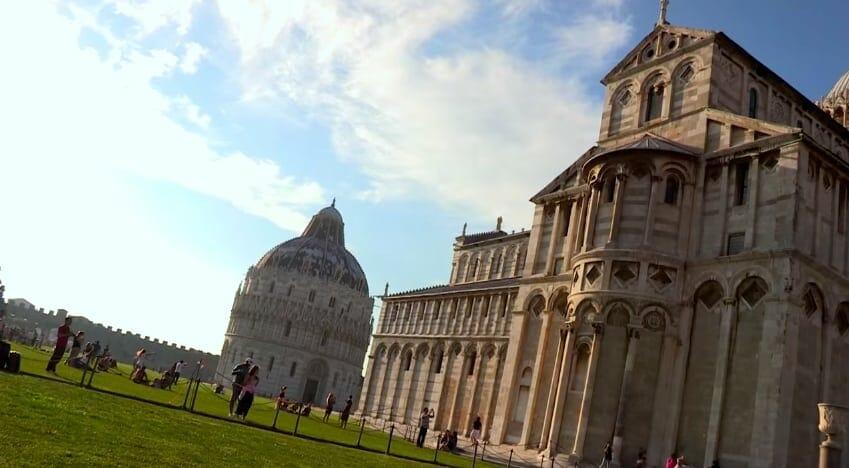 monument pise italie