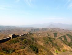 paysage muraille de chine