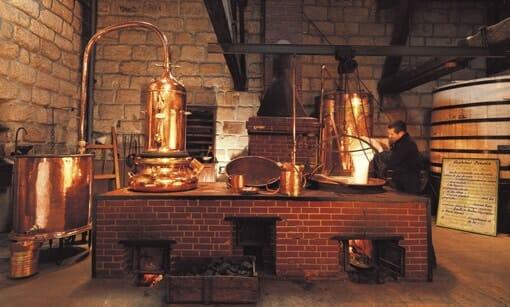 alambique distillerie denoix