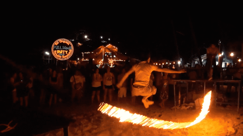 Full Moon Party - Thailande alex
