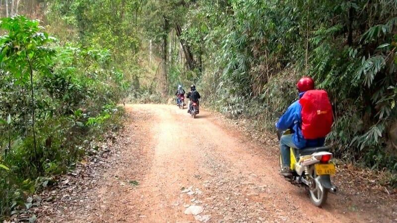 Tha Kaek - Laos