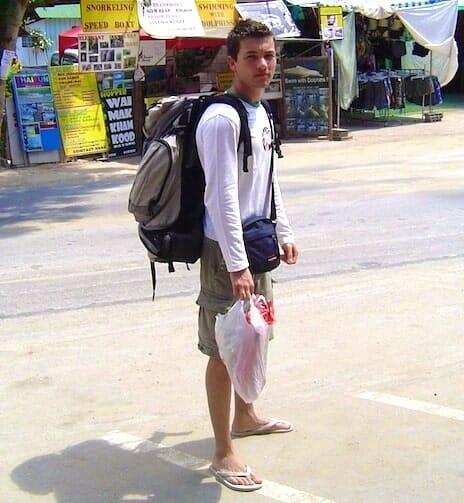 alex tour du monde 2005