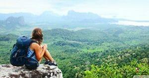 voyager seule pour une fille
