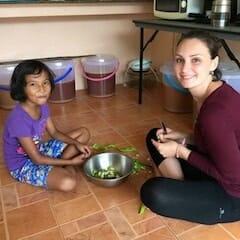bénévolat thailande