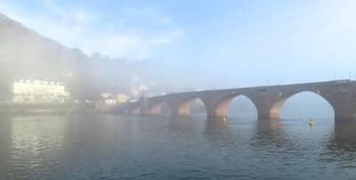 vieux pont heidelberg allemagne