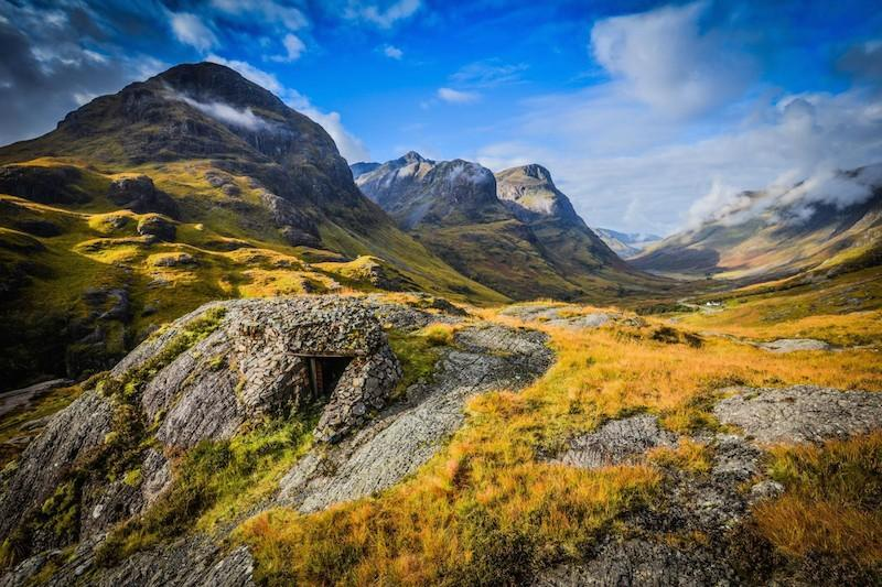Glencoe Highlands Ecosse
