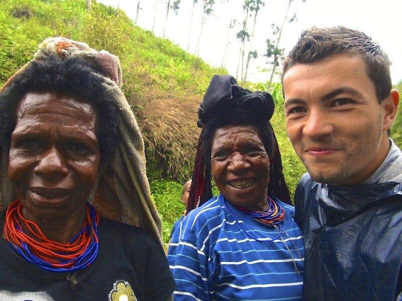 rencontre locaux papouasie