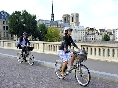 balade alternative velib paris