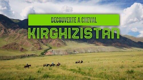 kirghizistan trek a cheval