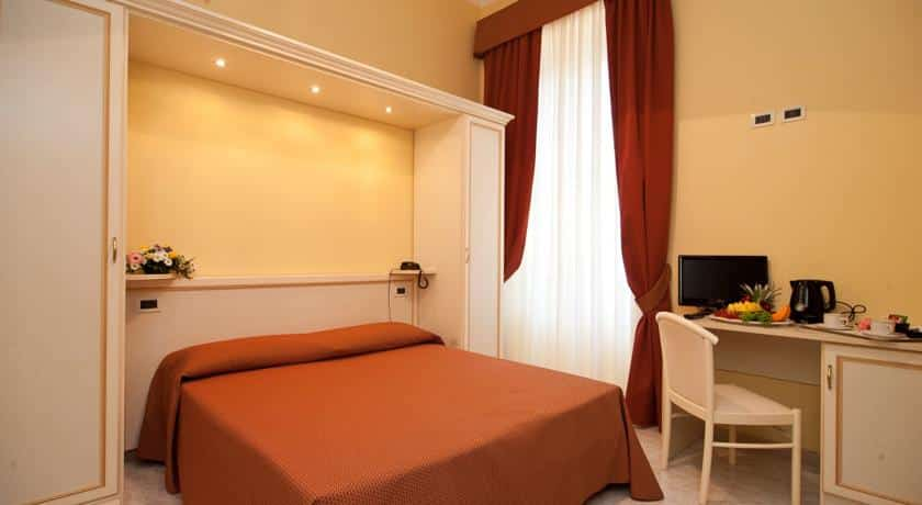 hotel rome trastevere villino