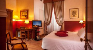 hotel rome trevi cosmopolita