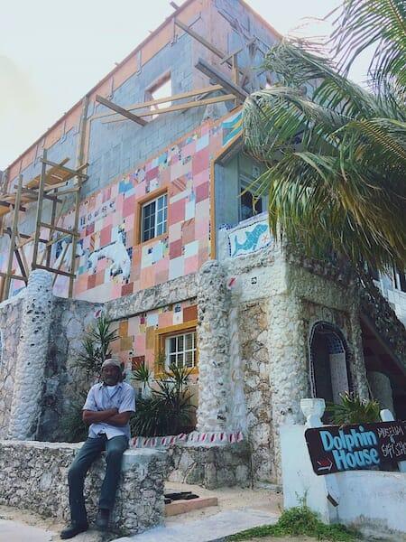 Dolphin house South Bimini
