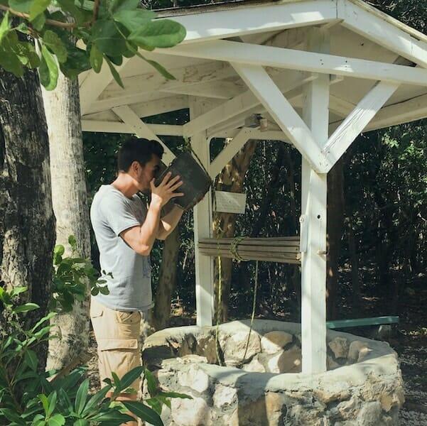 Fontaine jouvence South Bimini