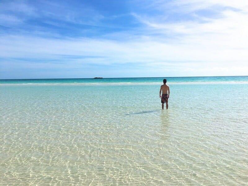 plage viva fortuna Grand Bahamas