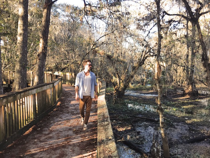 parc des Everglades floride