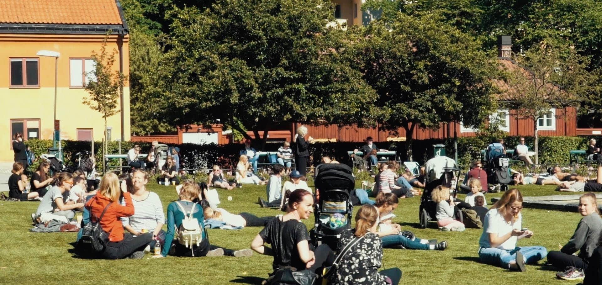 parc stockholm