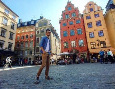 vieille ville de stokholm